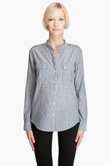 Elizabeth And James Explorer Blouse - Lyst