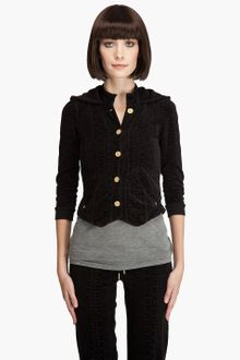 Juicy Couture Puff 3/4 Sleeve Jacket - Lyst