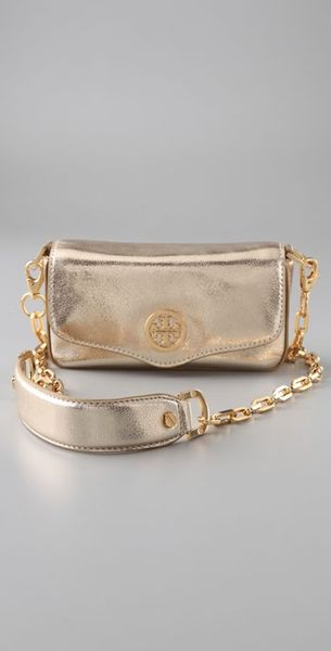 Tory Burch Classic Mini Bag - Lyst