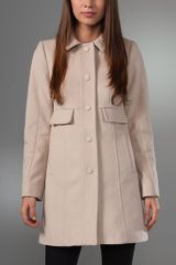 Club Monaco Lola Coat - Lyst