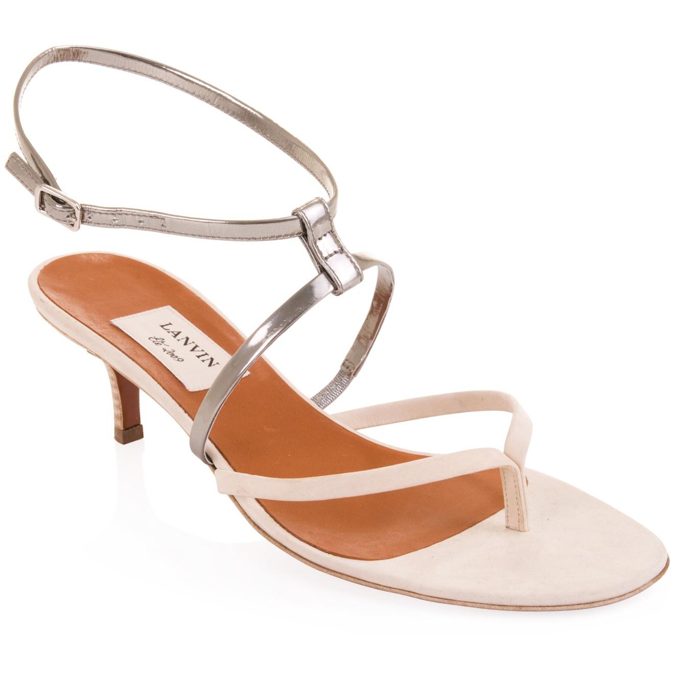Kitten Heel Shoes Nine West Sandals