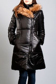Mackage Liz Puffy with Fur - Lyst