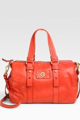 Marc By Marc Jacobs Totally Turnlock Shifty Satchel - Lyst