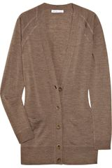 See By Chloé Wool-knit Boyfriend Cardigan - Lyst