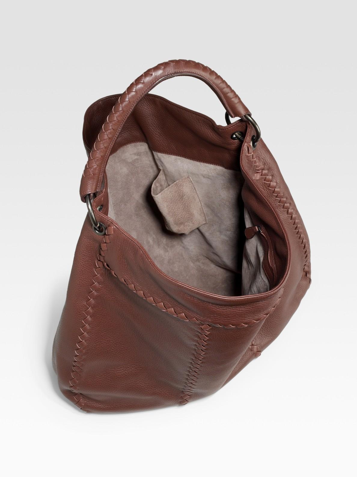 Bottega Veneta Cervo Hobo Bag