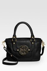 Tory Burch Amanda Top Handle Bag - Lyst