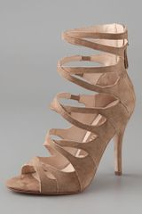 Boutique 9 Juvela Suede High Heel Sandals - Lyst
