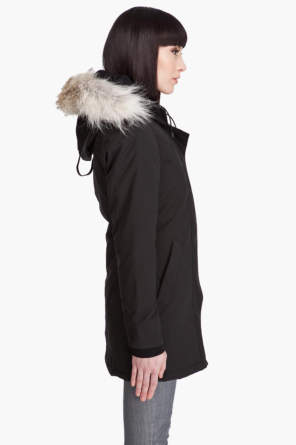 Canada Goose chilliwack parka online store - canada-goose-black-victoria-parka-product-3-196808-049927635.jpeg
