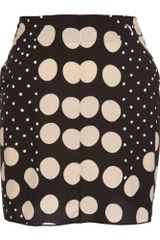 Marni Polka Dot Skirt