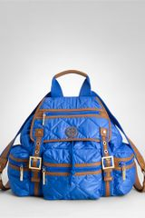 Tory Burch Alice Backpack - Lyst