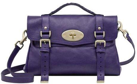 Mulberry Alexa Leather Messenger & Shoulder Bag 76