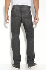 7 For All Mankind Standard Fit Straight Leg Jeans - Lyst