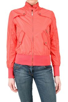 Add Zipped Nylon Sport Jacket - Lyst