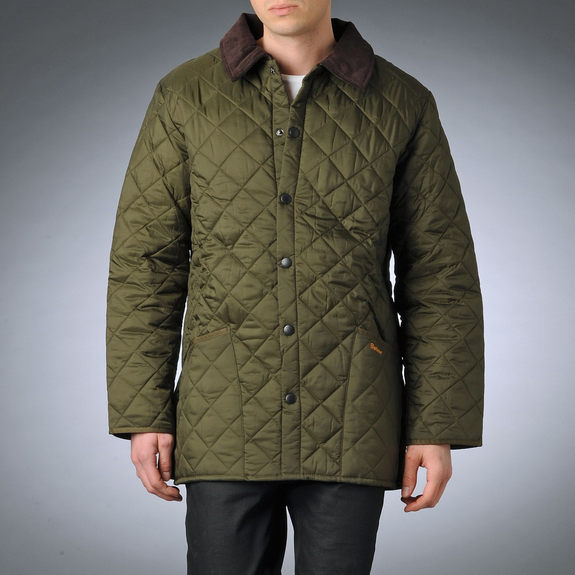 clothing quilt men mens quilted image jackets coats bowden barbour jacket
