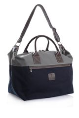 Calabrese Bags Weekend Bag in Blue for Men (navy) - Lyst