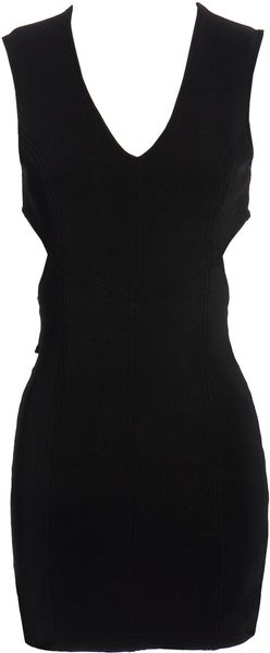 Opening Ceremony Open Back Dress - Lyst
