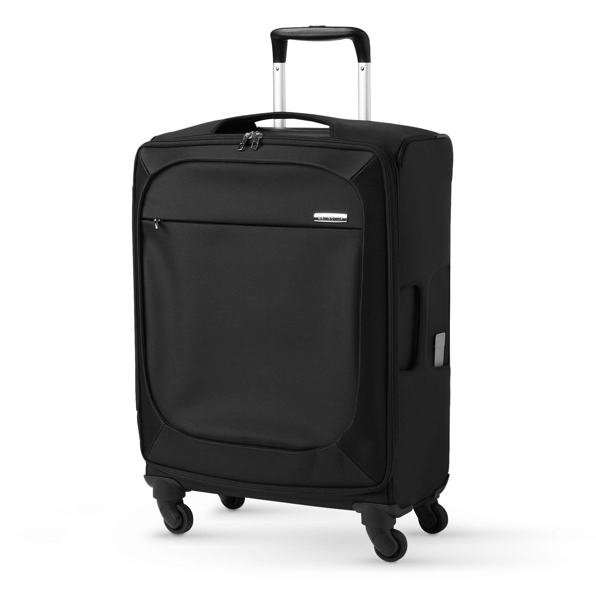 samsonite b lite 67 spinner suitcase in black for men lyst. Black Bedroom Furniture Sets. Home Design Ideas