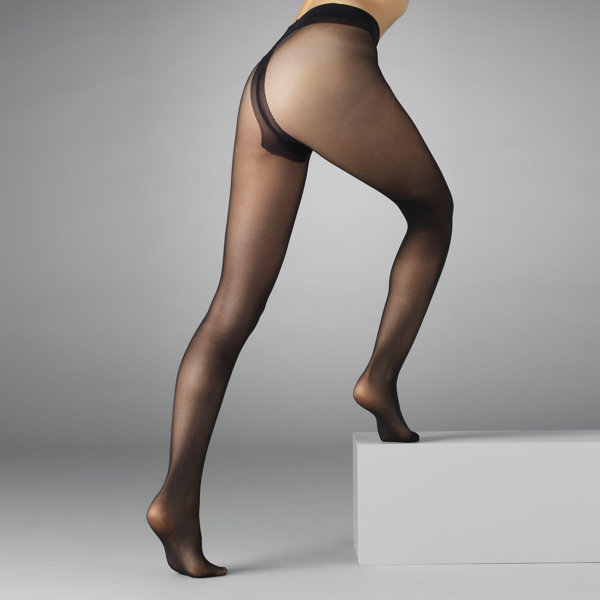 b ack pantyhose