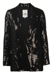 Tibi Sequinned Jacket - Lyst