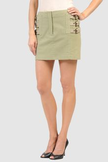 Costume National Mini Skirt - Lyst