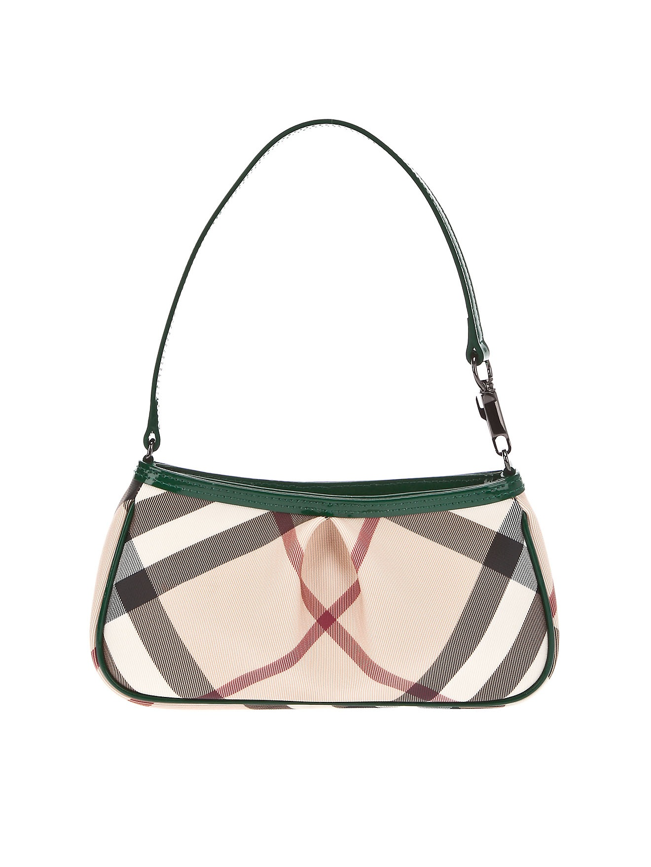 Burberry Nova Check Sling Bag in Natural - Lyst 54db1f3d67985