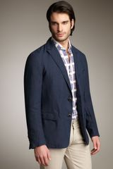 Etro Two-button Blazer - Lyst