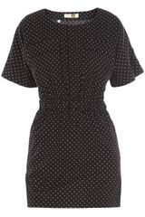 MSGM Polka Dot Dress - Lyst