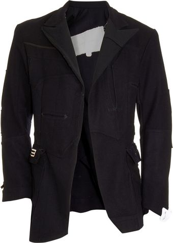 Greg Lauren Sailor Peacoat - Lyst