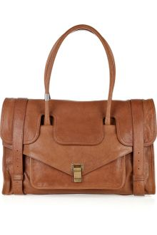 Proenza Schouler Ps1 Keep All Large Leather Bag - Lyst
