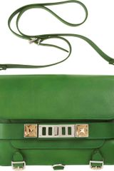 Proenza Schouler Small Leather Ps11 - Lyst