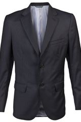 Band Of Outsiders Pinstripe Blazer - Lyst