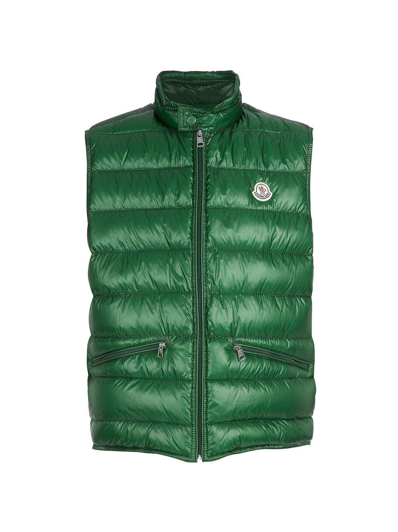 moncler gui green