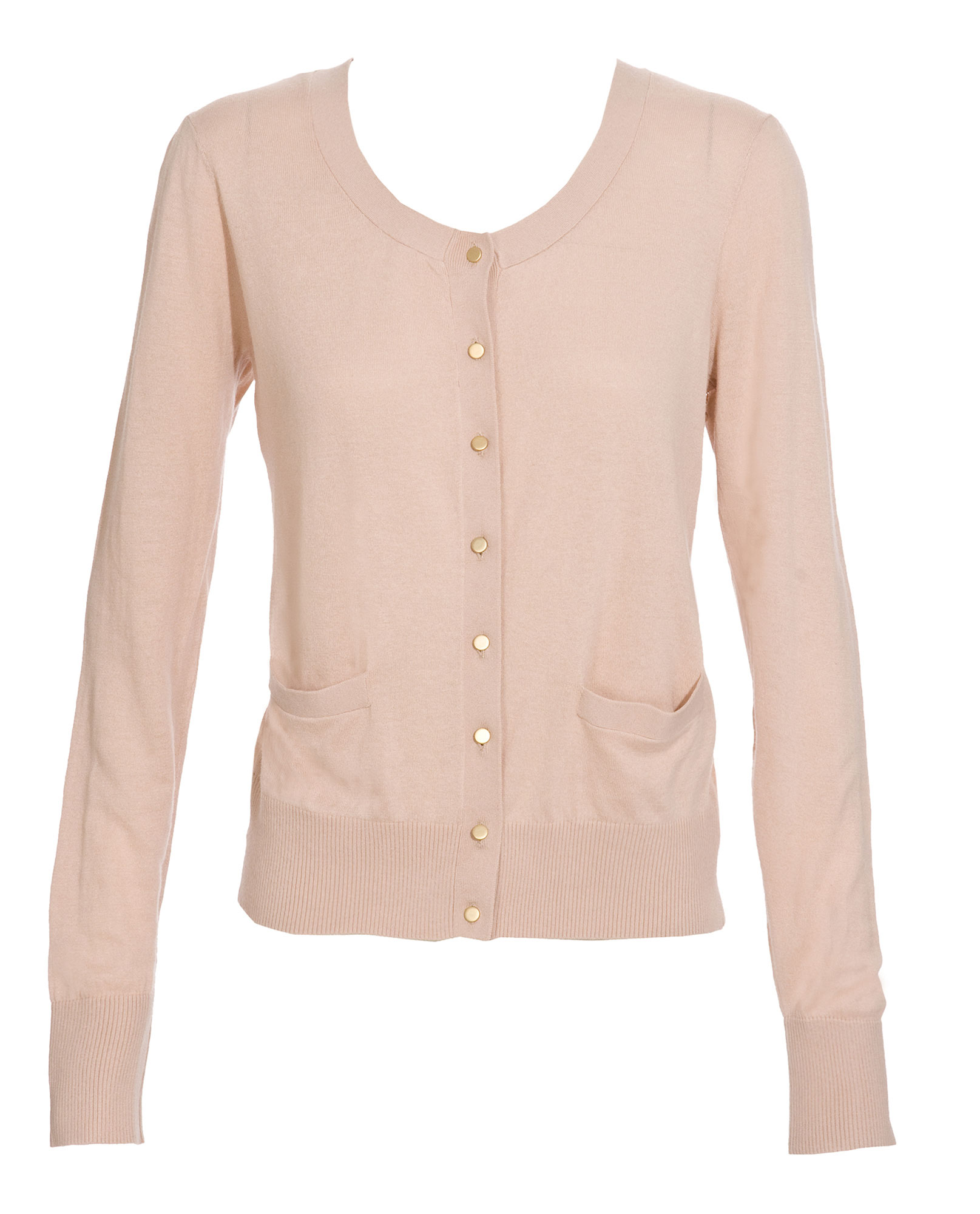 Womens Blush Cardigan