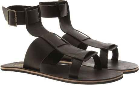 Acne Francisco Sandal in Brown for Men - Lyst