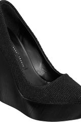 Theyskens' Theory Pointed Toe Wedge - Lyst