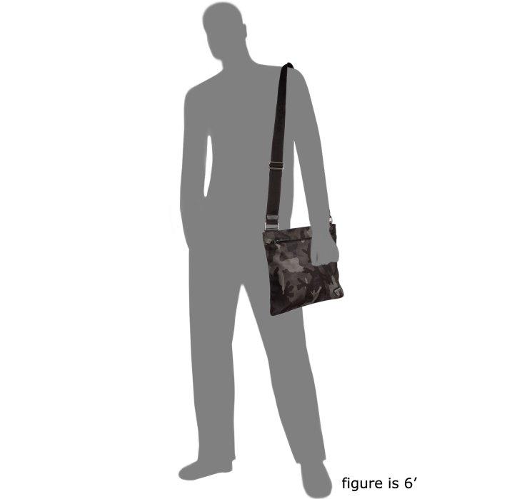 Prada Smoke Camouflage Nylon Messenger Bag in Gray for Men (smoke ...