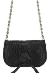 Nina Ricci Lambskin Shoulder Bag - Lyst