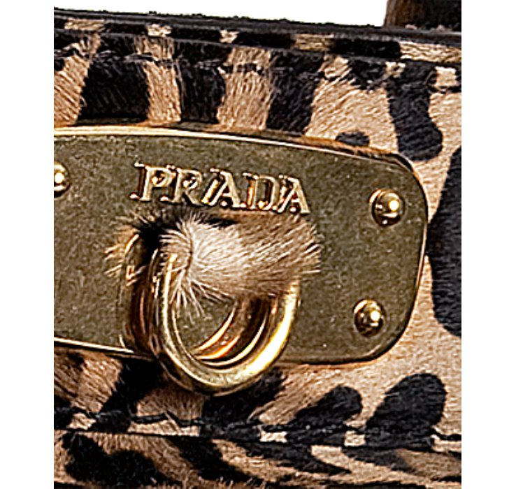 Prada Inside Soft Calf leather bag