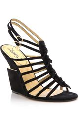 Yves Saint Laurent Trybal High Heel Shoes - Lyst