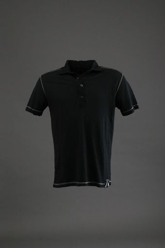 7 Diamonds I Feel Fine Polo in Black - Lyst