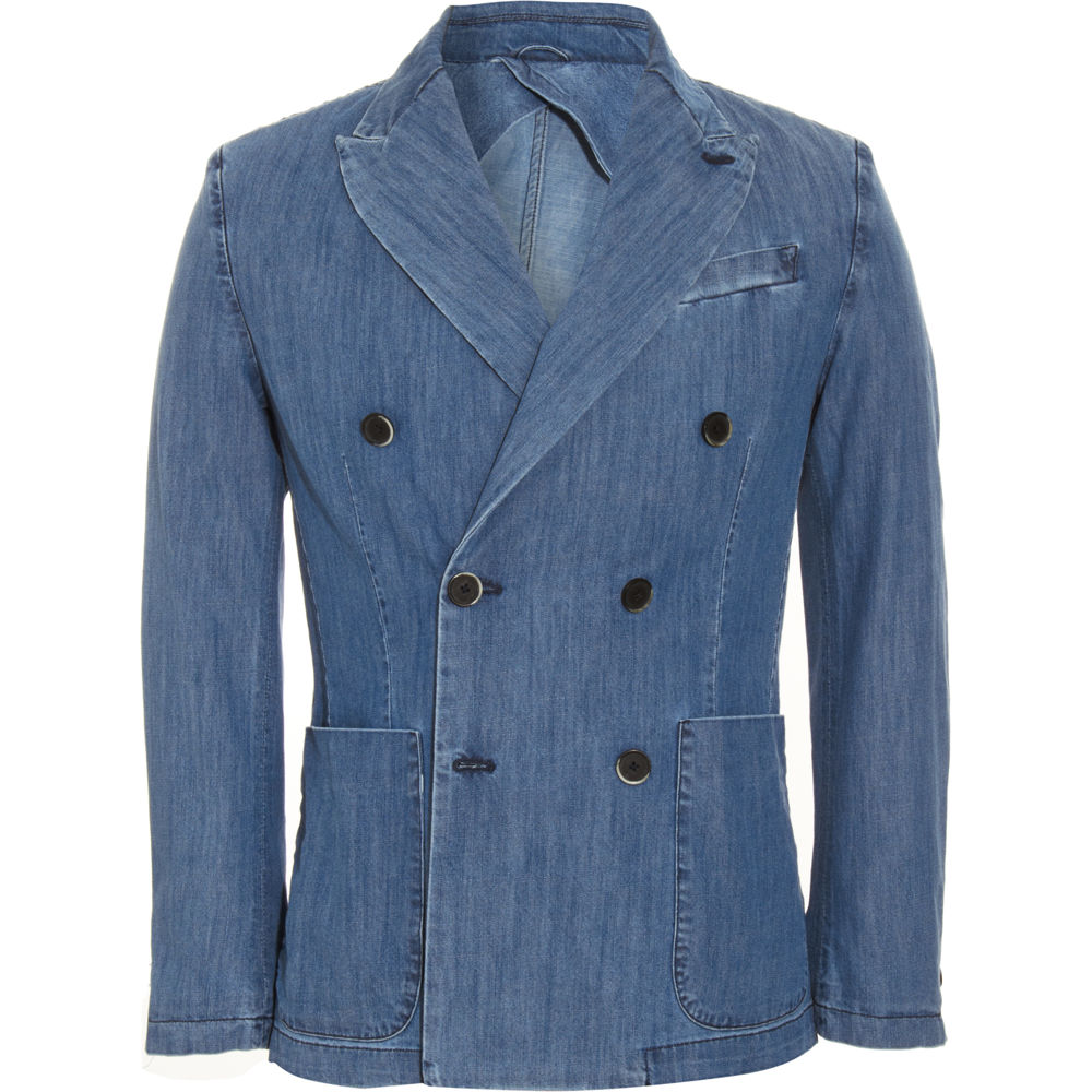 You searched for: denim sport coat! Etsy is the home to thousands of handmade, vintage, and one-of-a-kind products and gifts related to your search. No matter what you're looking for or where you are in the world, our global marketplace of sellers can help you find unique and affordable options.