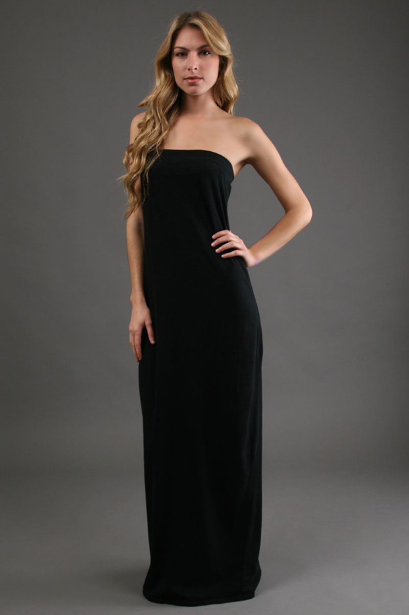 Tube Maxi Dress | Cocktail Dresses 2016