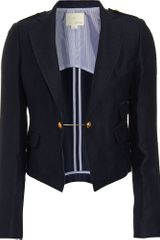Boy by Band Of Outsiders Cropped Blazer - Lyst