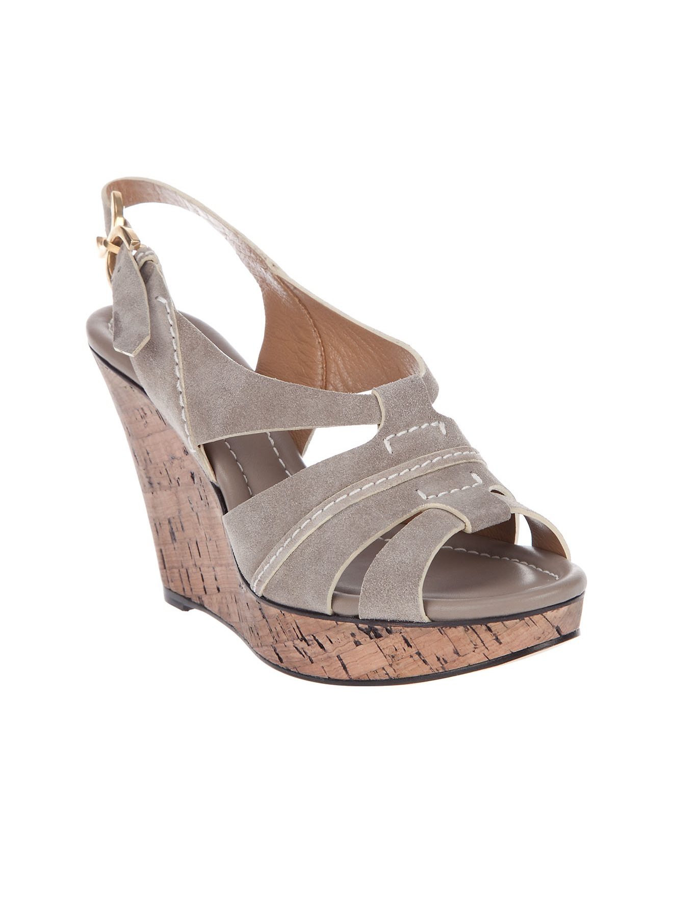grey wedge sandals 28 images mm6 by maison martin