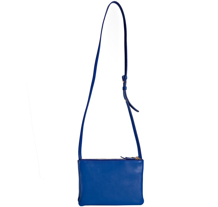 celine royal blue trio