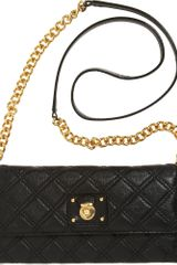Marc Jacobs Quilted Cross Body - Lyst