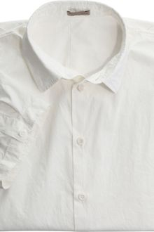 Bottega Veneta Short Sleeve Sport Shirt - Lyst