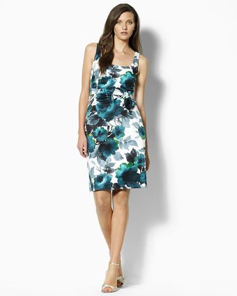Lauren by Ralph Lauren Dress - Lyst