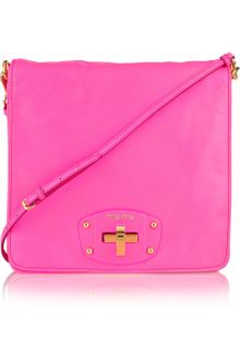 Miu Miu Leather Shoulder Bag - Lyst