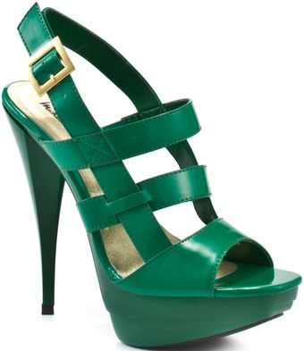 Michael Antonio Teague - Green Patent Pu - Lyst